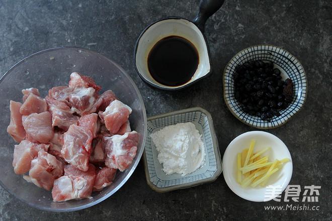 豆豉蒸排骨的做法大全