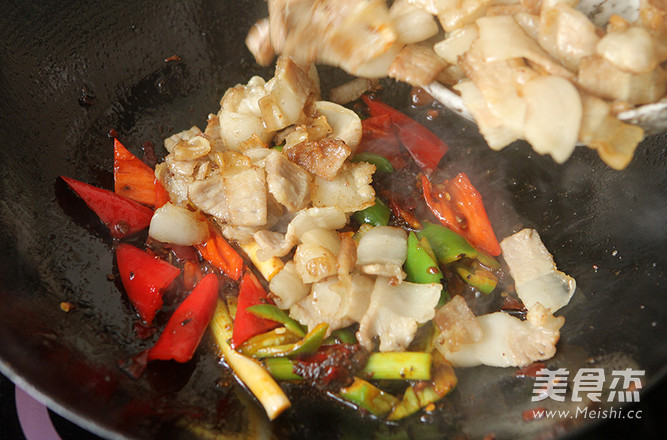 回锅肉怎么煮