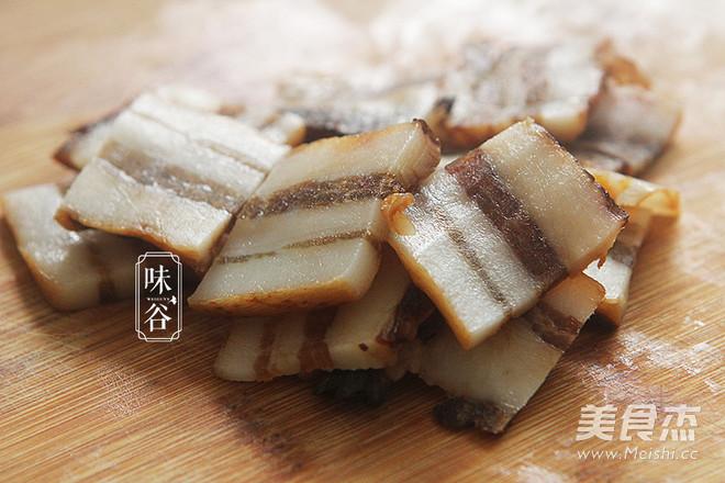 豆干炒腊肉的简单做法