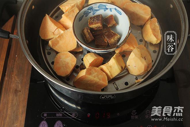 番薯煎饼的做法图解