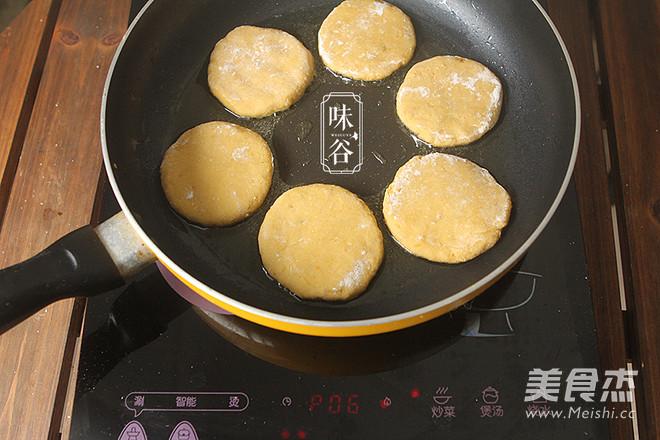 番薯煎饼怎么煮