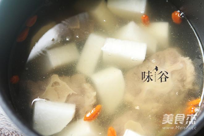 萝卜牛尾汤怎么做