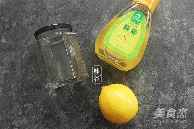 柠檬蜂蜜的做法大全