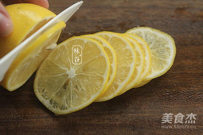 柠檬蜂蜜的家常做法