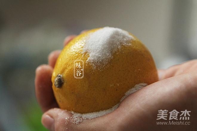 柠檬蜂蜜的做法图解