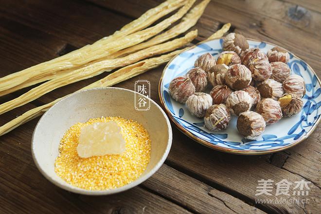 板栗玉米羹糖水的做法大全