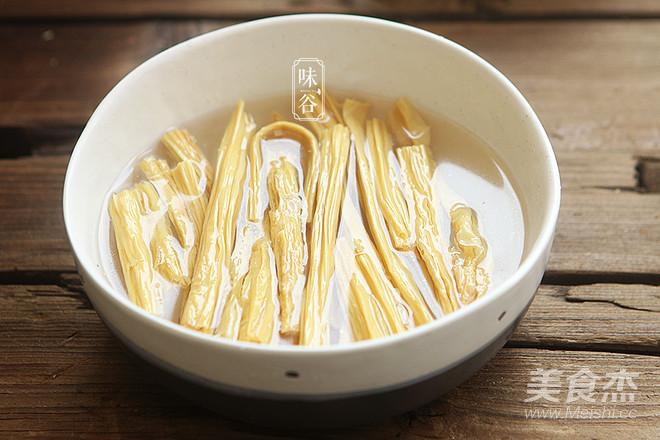 板栗玉米羹糖水的简单做法