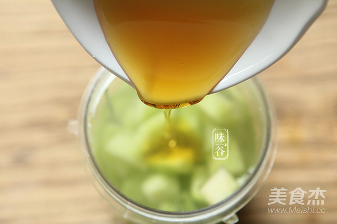补充维C的猕猴桃柠檬汁怎么吃