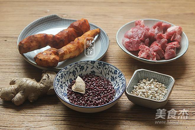 土茯苓赤小豆猪薏米汤的做法大全