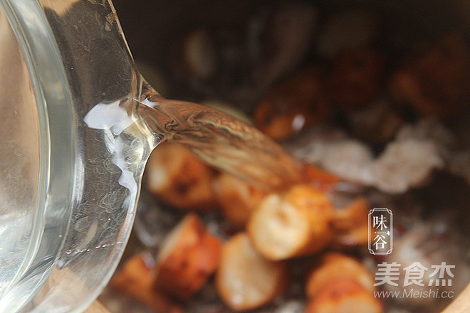 土茯苓赤小豆猪薏米汤怎么炒
