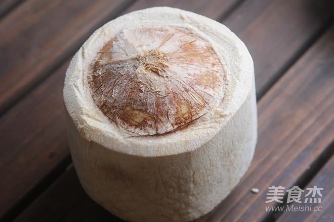 椰子八宝饭的家常做法