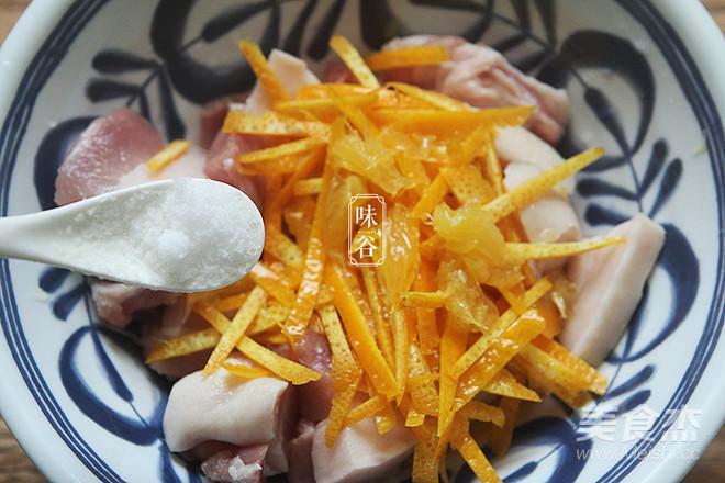 橙香五花肉怎么吃