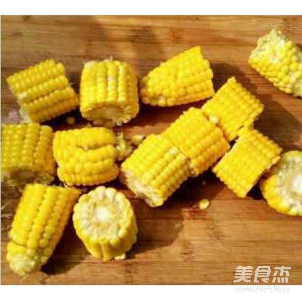 奶油玉米的家常做法