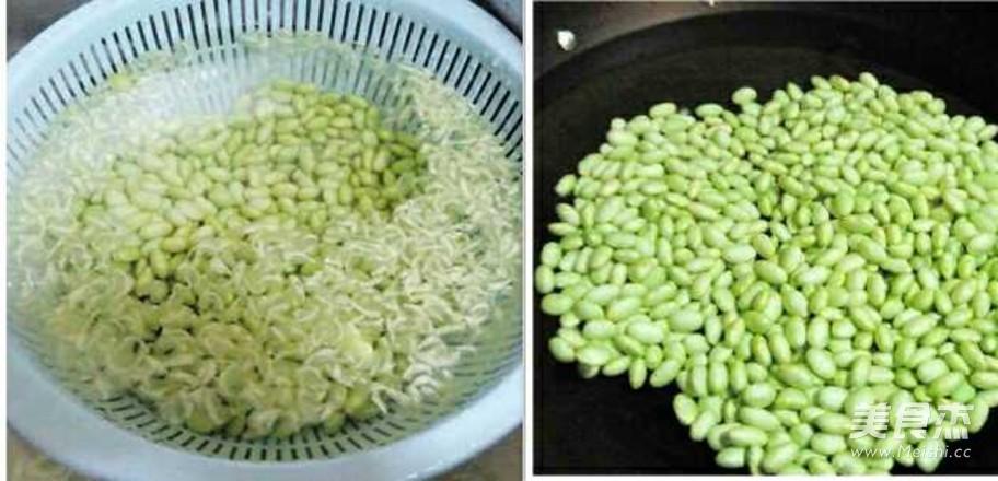 剁椒腌青豆的做法大全