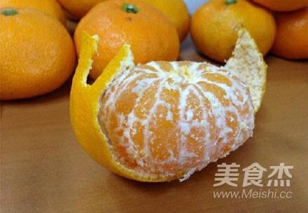橘子炖燕窝的简单做法