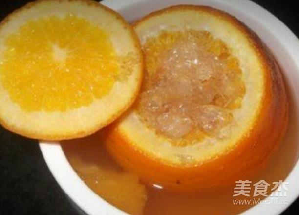 橘子炖燕窝怎么炒