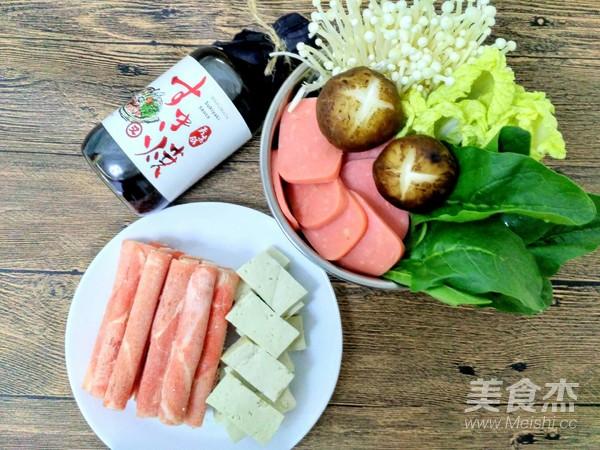 暖冬日式料理~寿喜锅的做法大全