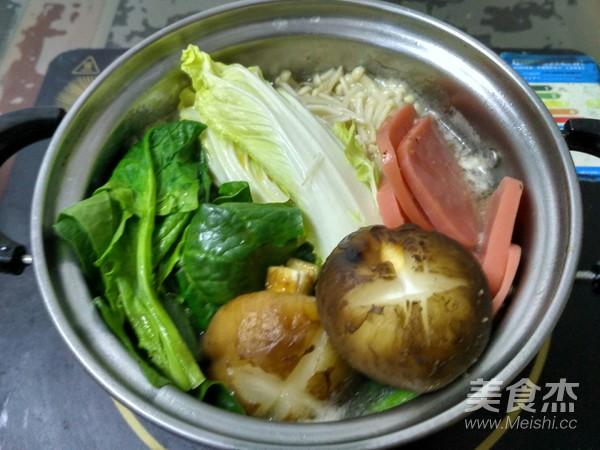 暖冬日式料理~寿喜锅怎么做