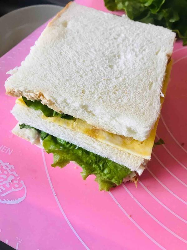 金枪鱼三明治怎么炖