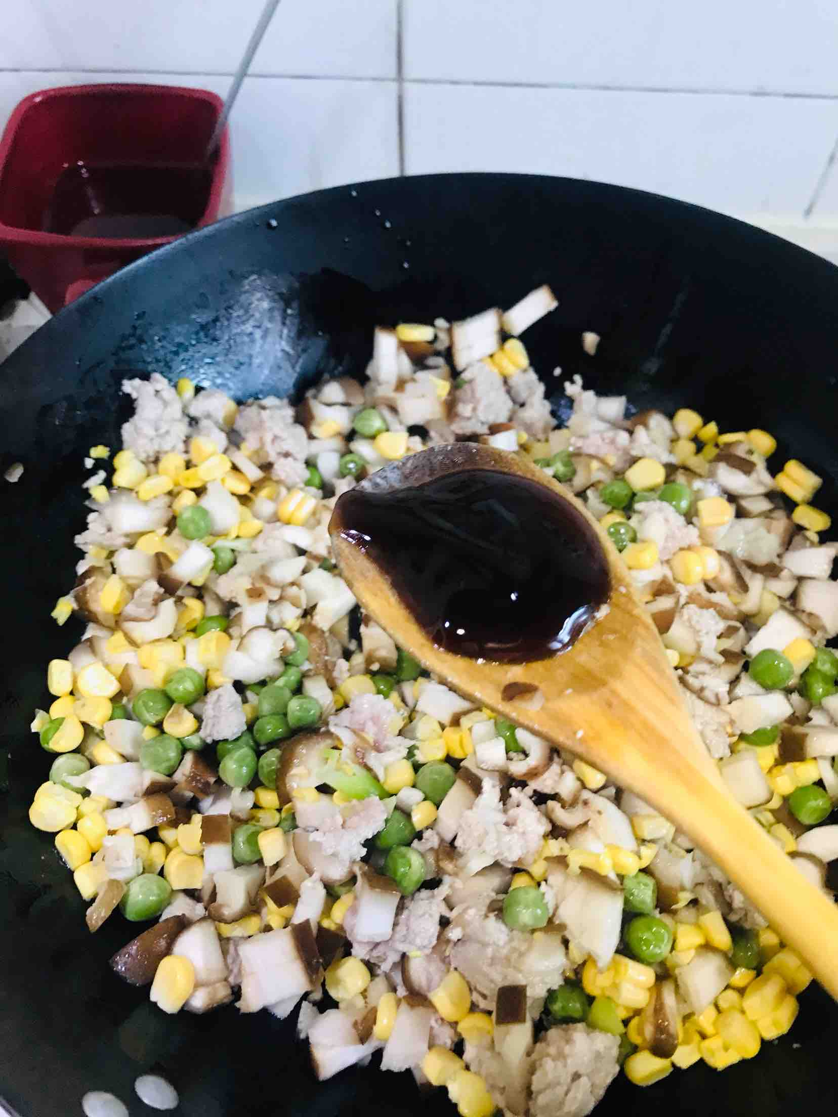 糯米烧麦的简单做法