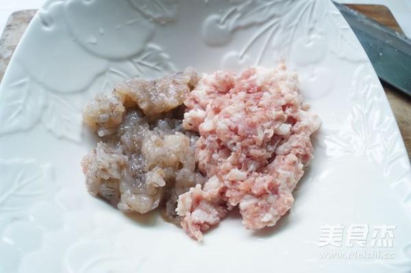 鲜虾馄饨的做法图解