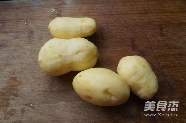 清炒土豆片的做法大全