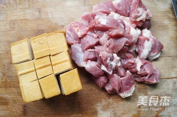 干子烧肉的做法图解