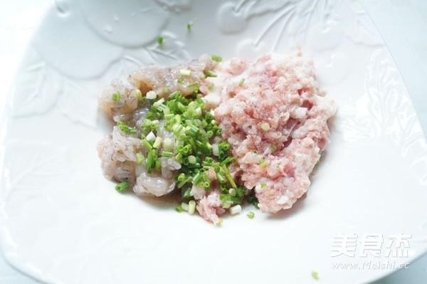 鲜虾馄饨的家常做法
