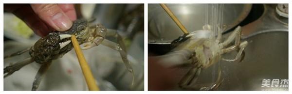 香辣蟹的步骤