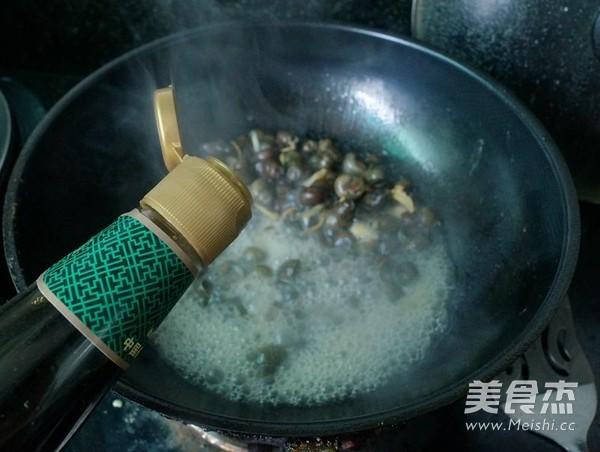 紫苏炒青蛳怎么煮