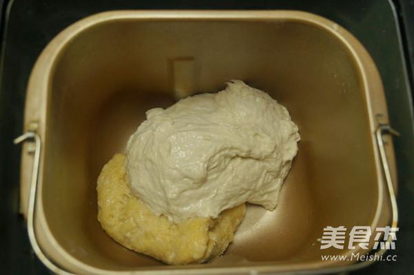 芝麻栗子小面包的简单做法