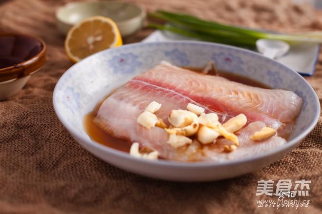 超简易葱煎龙利鱼的做法图解