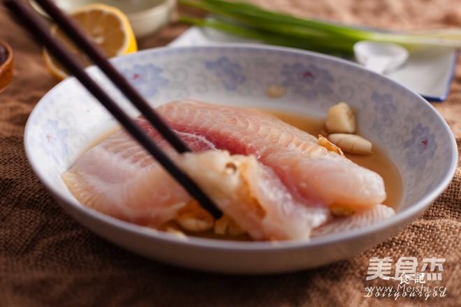 超简易葱煎龙利鱼的家常做法