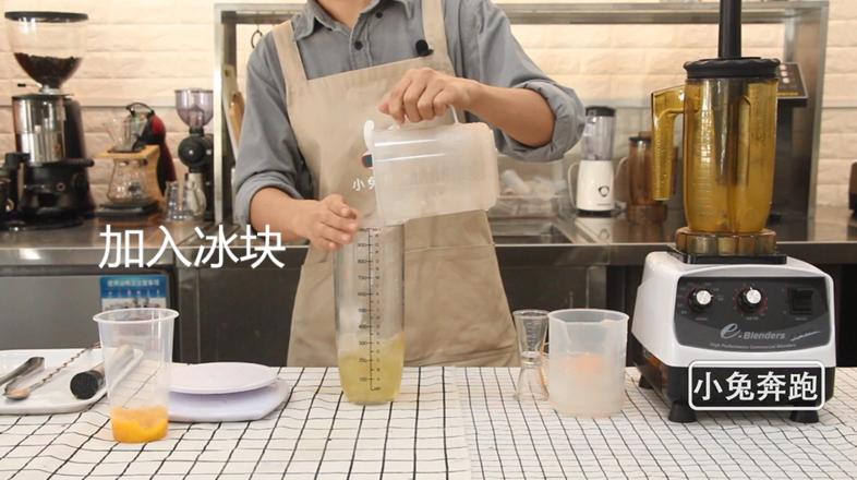 小兔奔跑奶茶教程:喜茶冰淇淋芒芒的做法的简单做法