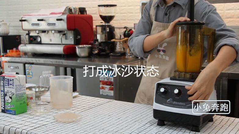 小兔奔跑奶茶教程:素匠泰茶泰椰奶花的做法怎么煮
