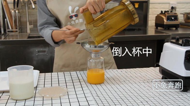 小兔奔跑奶茶教程:素匠泰茶泰椰奶花的做法怎么炖