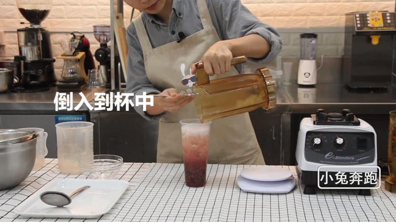 小兔奔跑奶茶教程:奈雪霸气车厘子的做法怎么煮