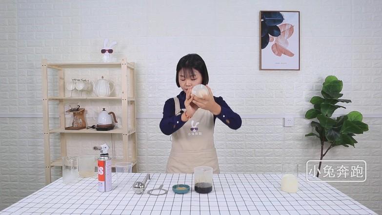 布蕾波波茶的做法——小兔奔跑奶茶培训的简单做法