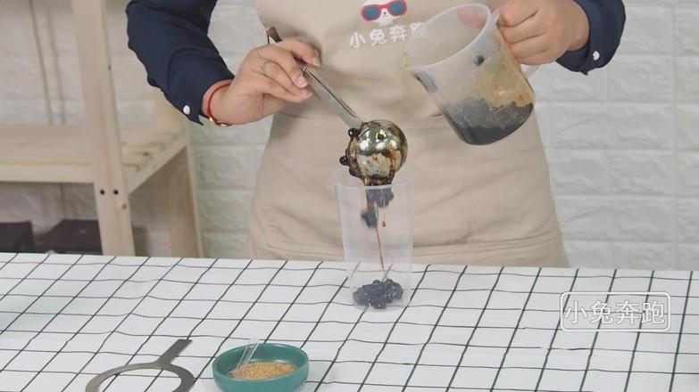 布蕾波波茶的做法——小兔奔跑奶茶培训怎么吃