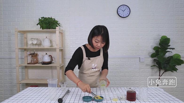奈雪の茶霸气黄柠檬的做法——小兔奔跑奶茶教程的做法大全