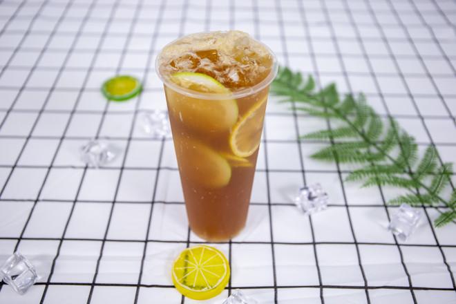奈雪の茶霸气黄柠檬的做法——小兔奔跑奶茶教程怎么做