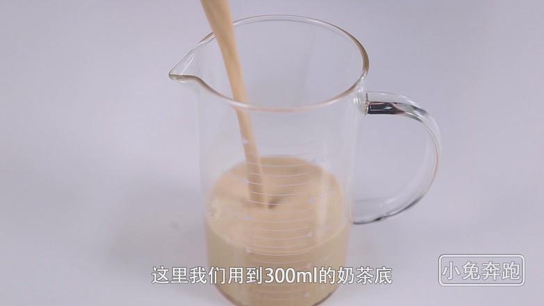 奶茶布丁怎么炒