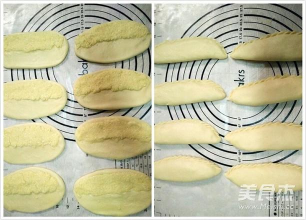 椰蓉卷面包怎么吃