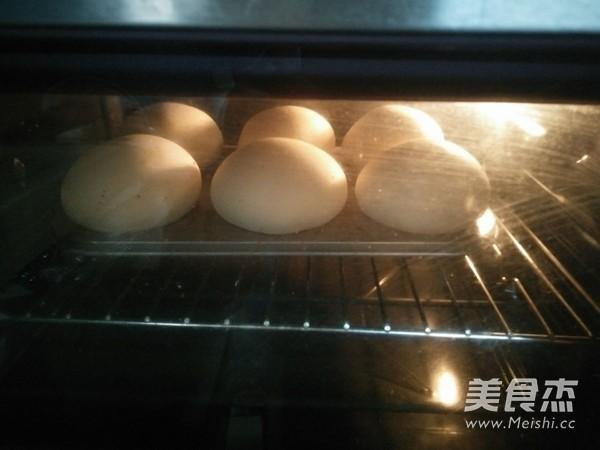 玛德琳版~蘑菇豆沙包怎样煸