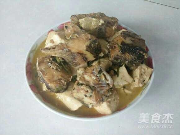 鳕鱼炖豆腐怎么煸