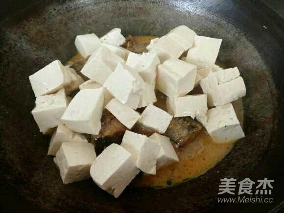 鳕鱼炖豆腐怎么炖