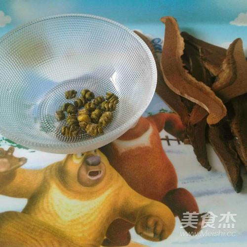 灵芝石斛汤的做法大全