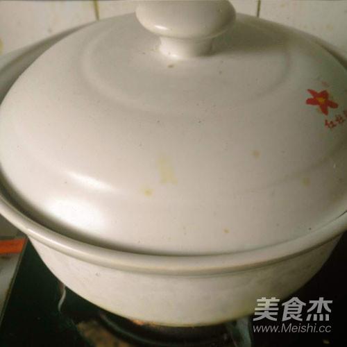 灵芝石斛汤的家常做法
