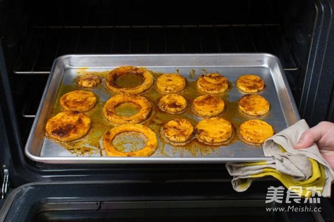 太阳蛋南瓜牛油果奶酪玉米饼的做法图解