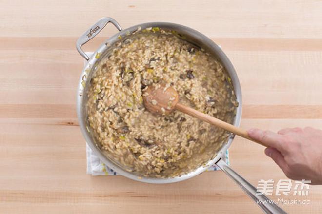 轻食·牛肝菌与混合菌菇意大利调味饭怎么吃